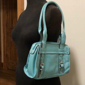 Handbags - Robin's Egg Blue Purse